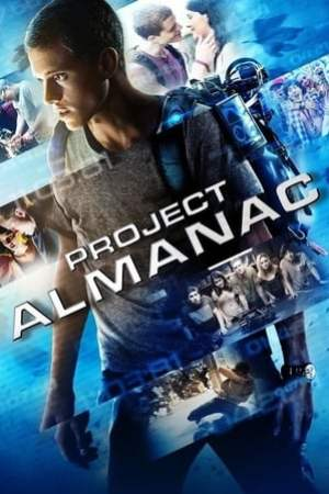 Poster Project Almanac 2015