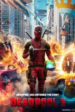 Image Deadpool 3