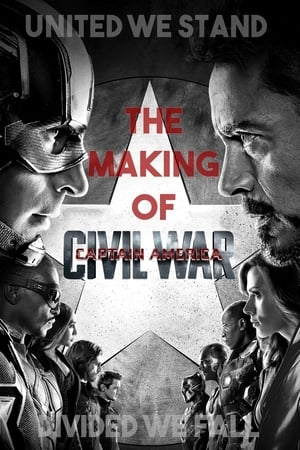 Image United We Stand, Divided We Fall: The Making of 'Captain America: Civil War'