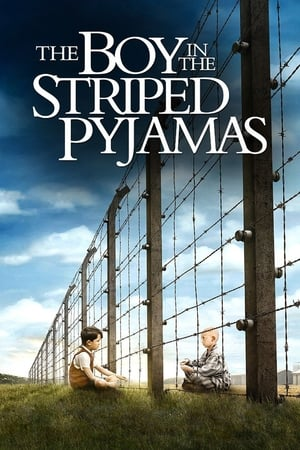 Poster The Boy in the Striped Pyjamas 2008