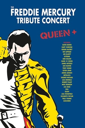 Image The Freddie Mercury Tribute Concert
