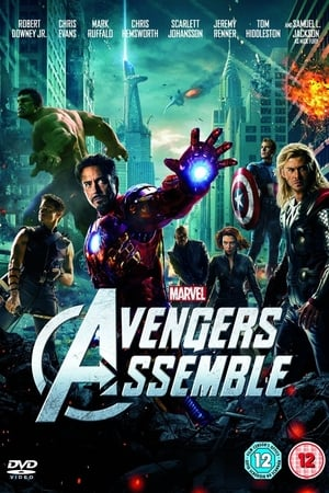 Poster Building the Dream: Assembling the Avengers 2012