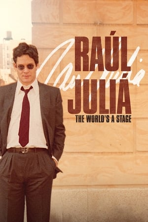 Image Raúl Juliá: The World's a Stage