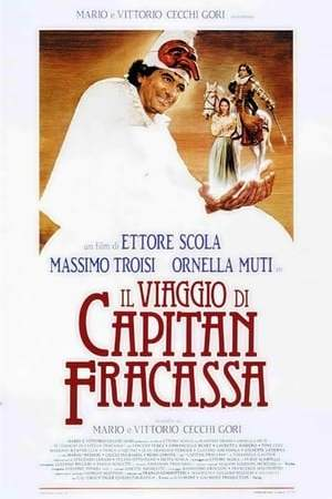 Image The Voyage of Captain Fracassa