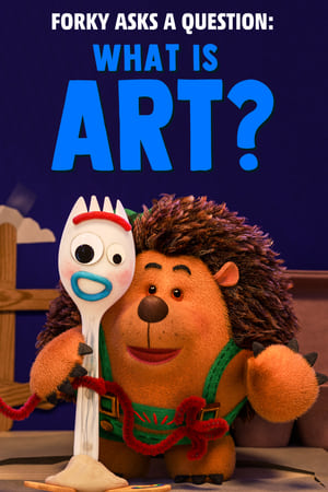Image Forky Asks a Question: What Is Art?