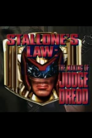 Image Stallone's Law: The Making of 'Judge Dredd'