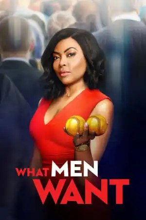 Poster What Men Want 2019