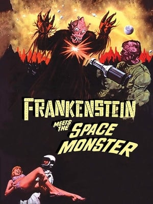 Image Frankenstein Meets the Space Monster