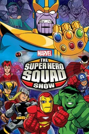 Image The Super Hero Squad Show
