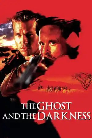 Poster The Ghost and the Darkness 1996