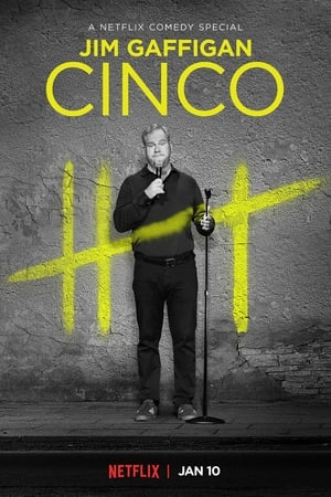 Image Jim Gaffigan: Cinco