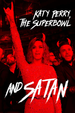 Image Katy Perry, the Super Bowl and Satan