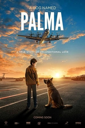 Poster A Dog Named Palma 2020