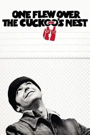 Poster One Flew Over the Cuckoo's Nest 1975