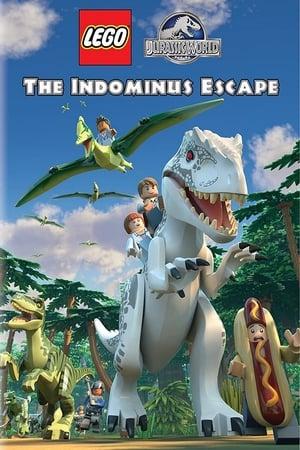 LEGO Jurassic World: The Indominus Escape