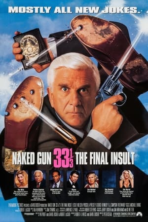 Image Naked Gun 33⅓: The Final Insult