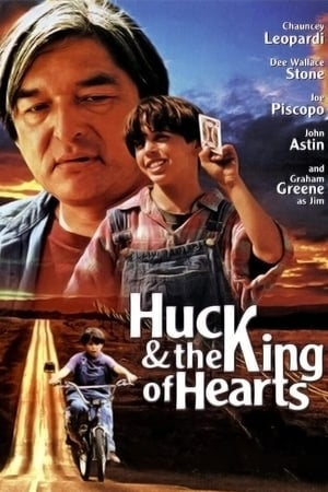 Image Huck and the King of Hearts