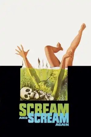 Image Scream and Scream Again