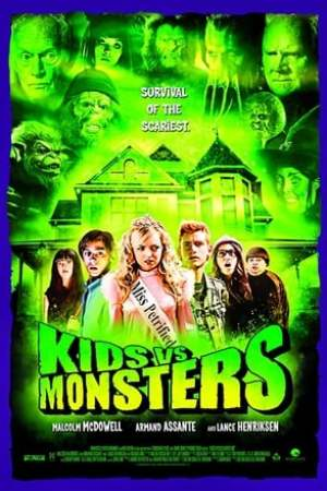 Image Kids vs Monsters