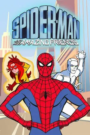 Image Spider-Man and His Amazing Friends