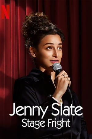 Jenny Slate: Stage Fright
