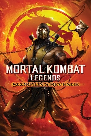 Poster Mortal Kombat Legends: Scorpion's Revenge 2020