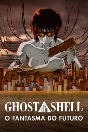 Image Ghost in the Shell: Cidade Assombrada