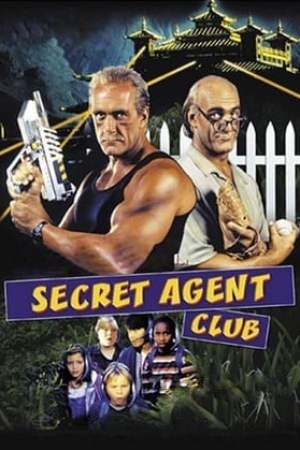 Image The Secret Agent Club
