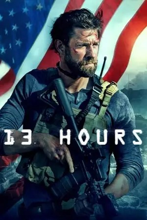 Poster 13 Hours: The Secret Soldiers of Benghazi 2016
