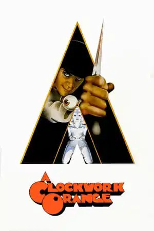 Poster A Clockwork Orange 1971
