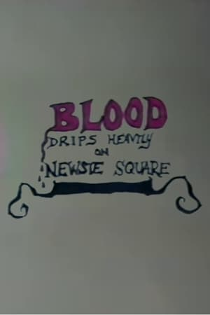Image Blood Drips Heavily on Newsie Square