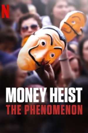 Image Money Heist: The Phenomenon