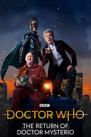 Image Doctor Who: The Return of Doctor Mysterio
