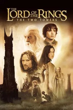 Poster The Lord of the Rings: The Two Towers 2002