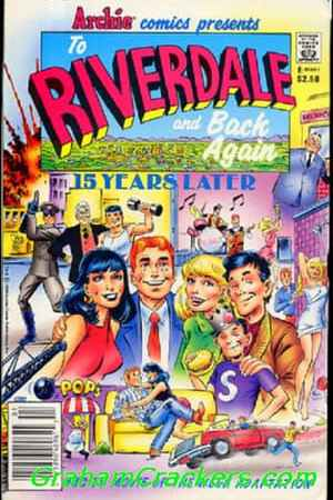 Image Archie: To Riverdale and Back Again