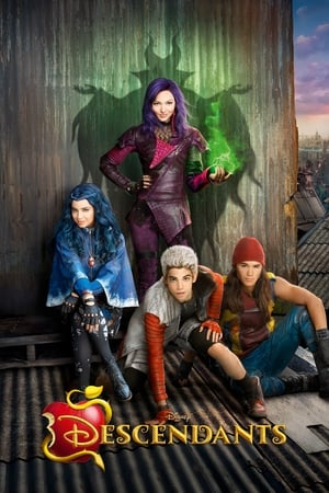 Poster Descendants 2015