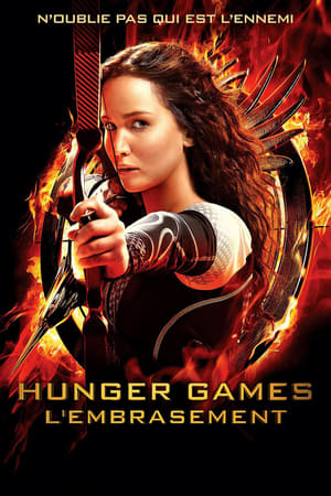 Image Hunger Games : L'Embrasement