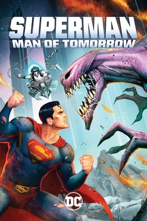 Poster Superman: Man of Tomorrow 2020
