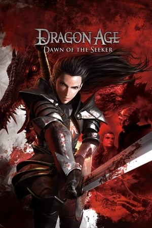 Poster Dragon Age: Dawn of the Seeker 2012