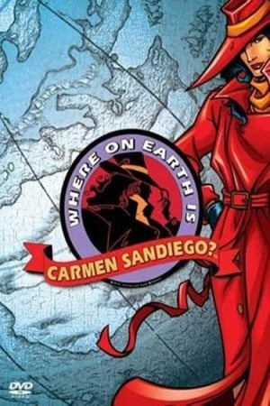 Image Where on Earth is Carmen Sandiego?