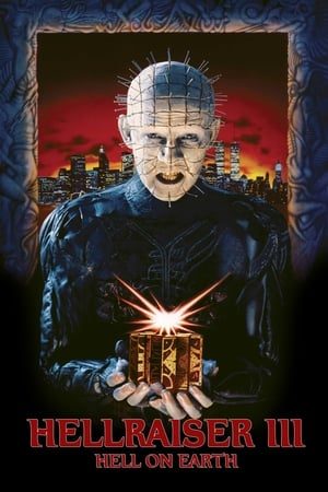 Poster Hellraiser III: Hell on Earth 1992