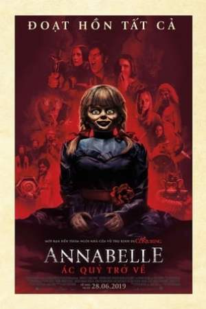 Image Annabelle Comes Home