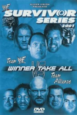 Image WWE Survivor Series 2001