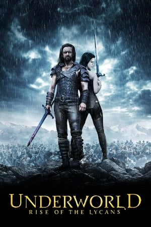 Poster Underworld: Rise of the Lycans 2009