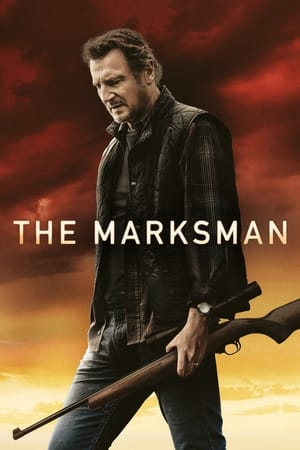 Poster The Marksman 2021