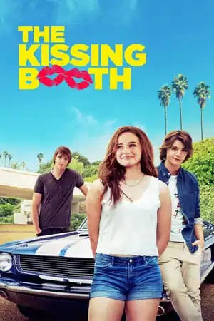 Poster The Kissing Booth 2018