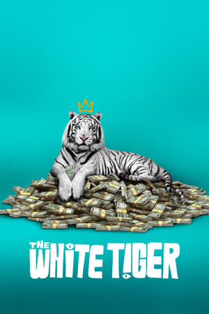 Poster The White Tiger 2021