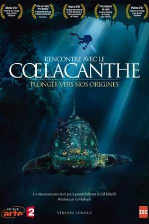 Poster Diving with the Coelacanth 2013