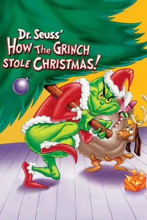 Poster How the Grinch Stole Christmas! 1966