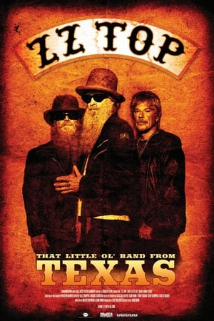Poster ZZ Top: That Little Ol' Band From Texas 2019